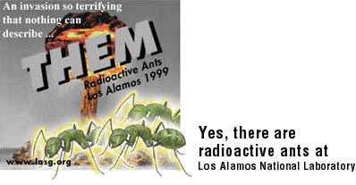 Green Ants Radioactive